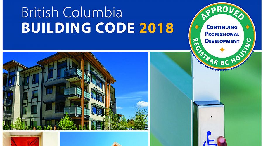 BC Building Code - Housing and Small buildings  Part 1